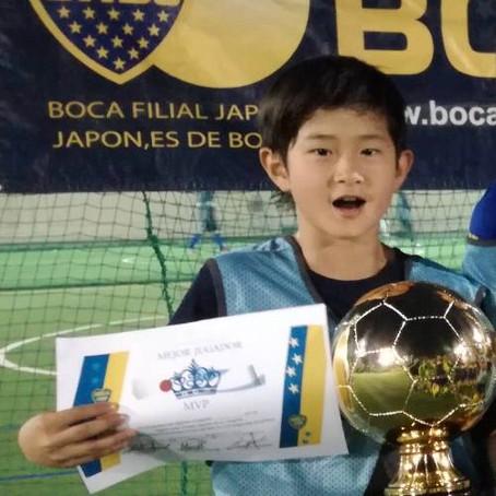 #1 BOCA CUP開幕!(品川校、花小金井校)