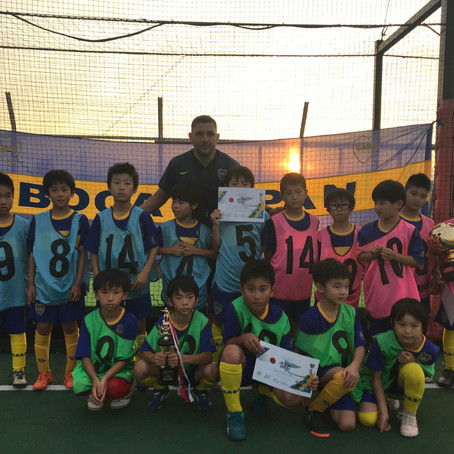 #2 BOCA CUP 花小金井