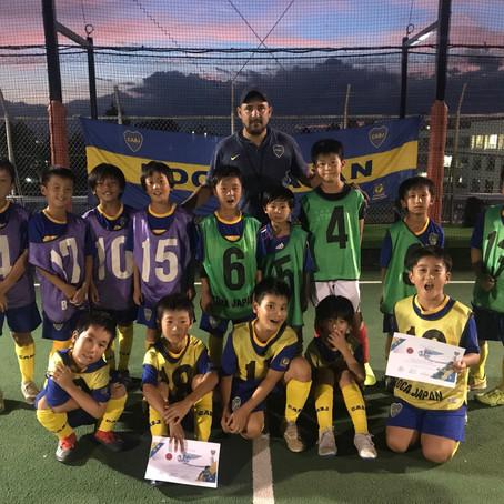 #5 BOCA CUP花小金井校