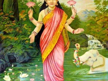 Get the Grace of Maha Lakshmi