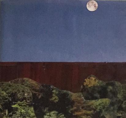 full moon by sutter garage