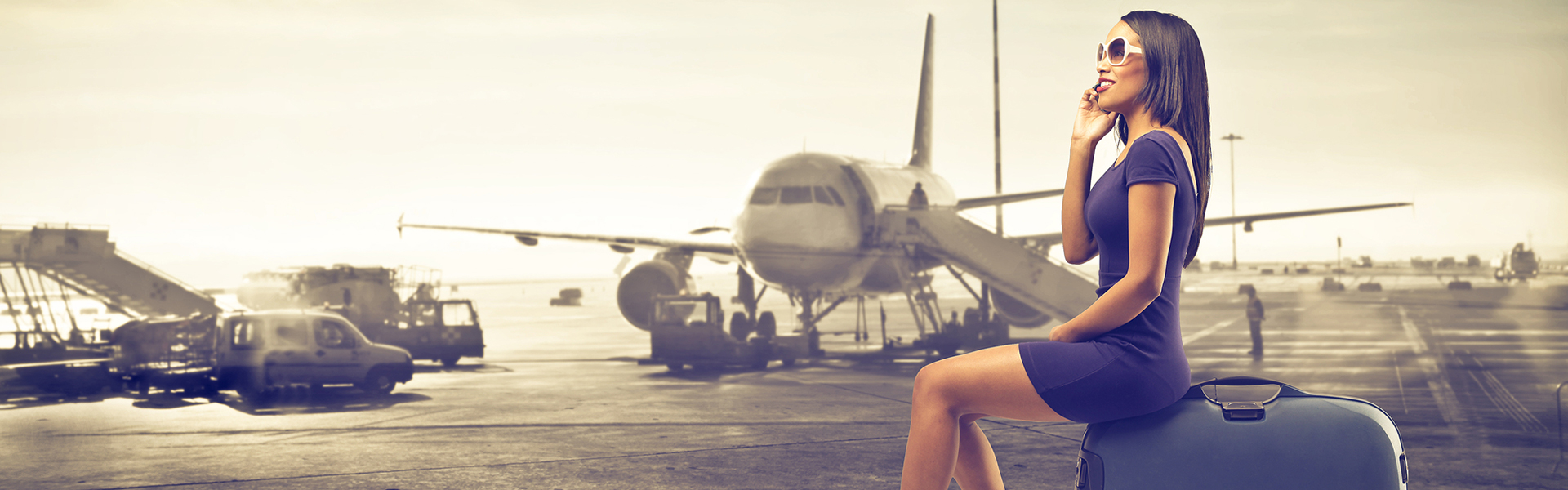 WE SERVE ALL AREA AIRPORTS