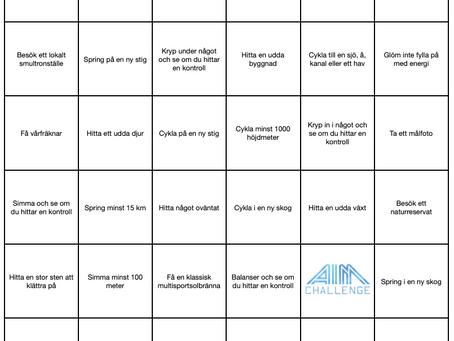 AIM Home Challenge - Uppdrag