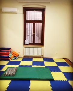 Sala za grupne vezbe i individualne tretmane