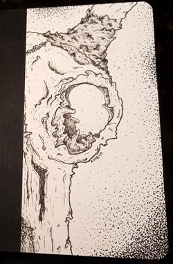 Ink Skull #1