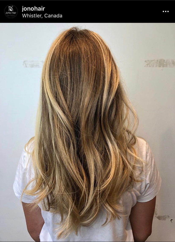 Foilayage, Balayage, Hair Painting