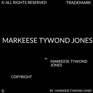 MARKEESE TYWOND JONES