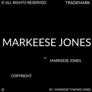 MARKEESE JONES