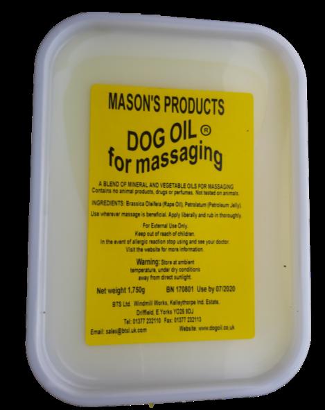 Dog Oil Massage 2 ltr.