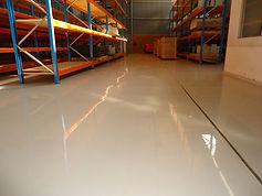 PPC Coatings for warehous