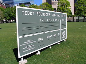 Teddy Ebersol Field