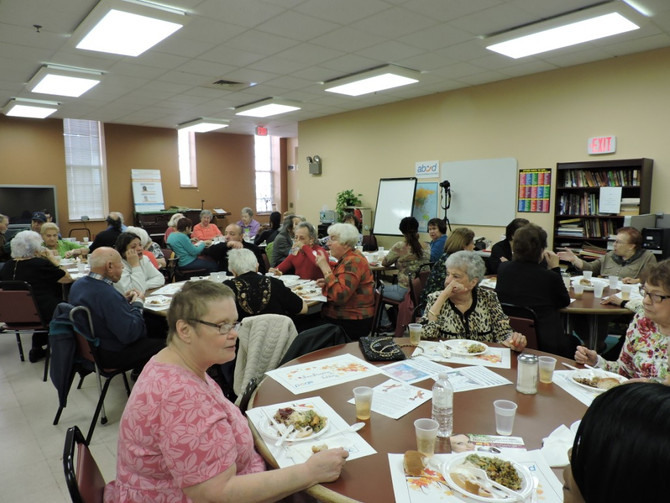 ABCD Annual Thanksgiving Luncheon Recap