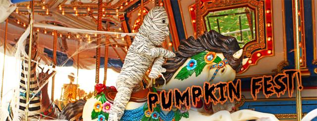 Pumpkin Fest banner