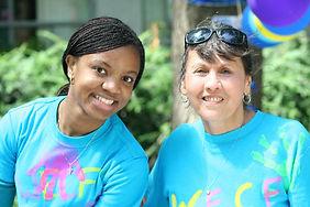 West End Children's Festival volunteers