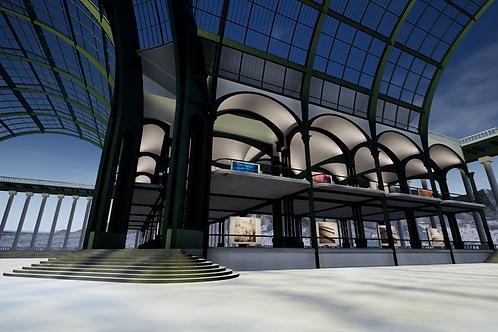 Grand Palais - 3D gallery
