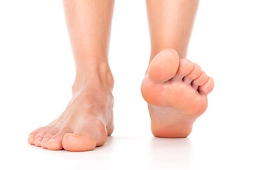 There are so many way diabetes can affect the foot.