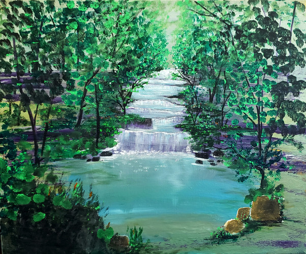 waterfall 2020
