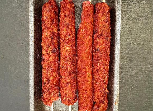 Beef Kebabs (Choose Flavour)