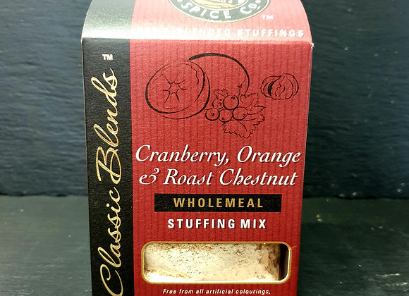 Cranberry, Orange & Roast Chestnut Stuffing Mix