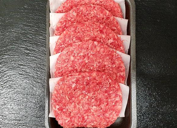 Beef Burgers (Pack of 5)