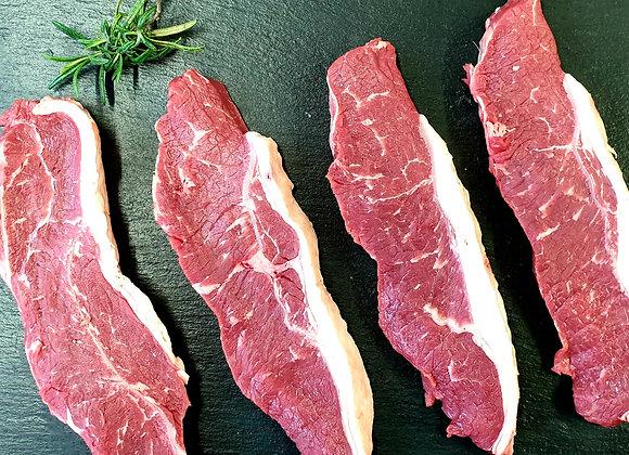 4 Sirloin Steaks