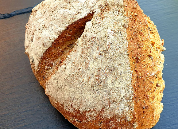 Yo Bakehouse Multigrain Triangle