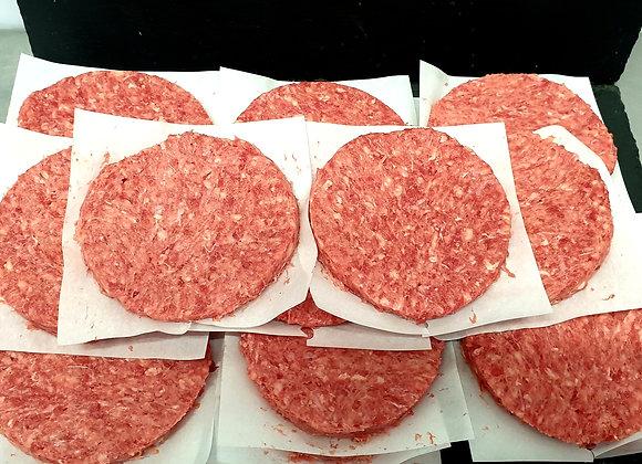 30 Beef Burgers