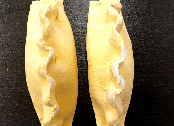 2 Traditional Pasties
