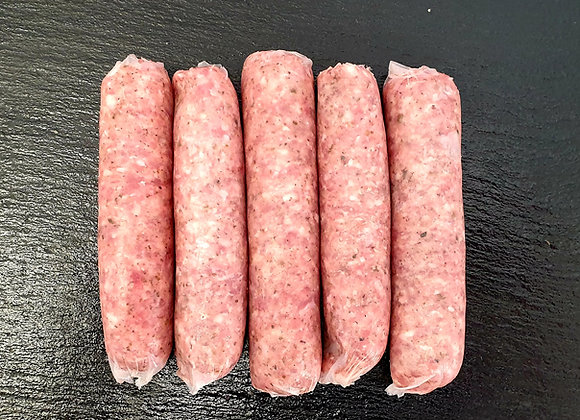 Old English Sausage (Pack of 6)