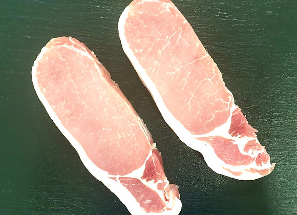 Bacon Chops (2 Pack)