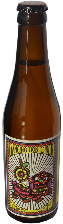 Moonzen Dancing Lion Cider
