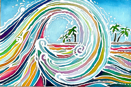 SHAVE ICE WAVES