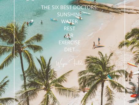 THE SIX BEST DOCTORS...
