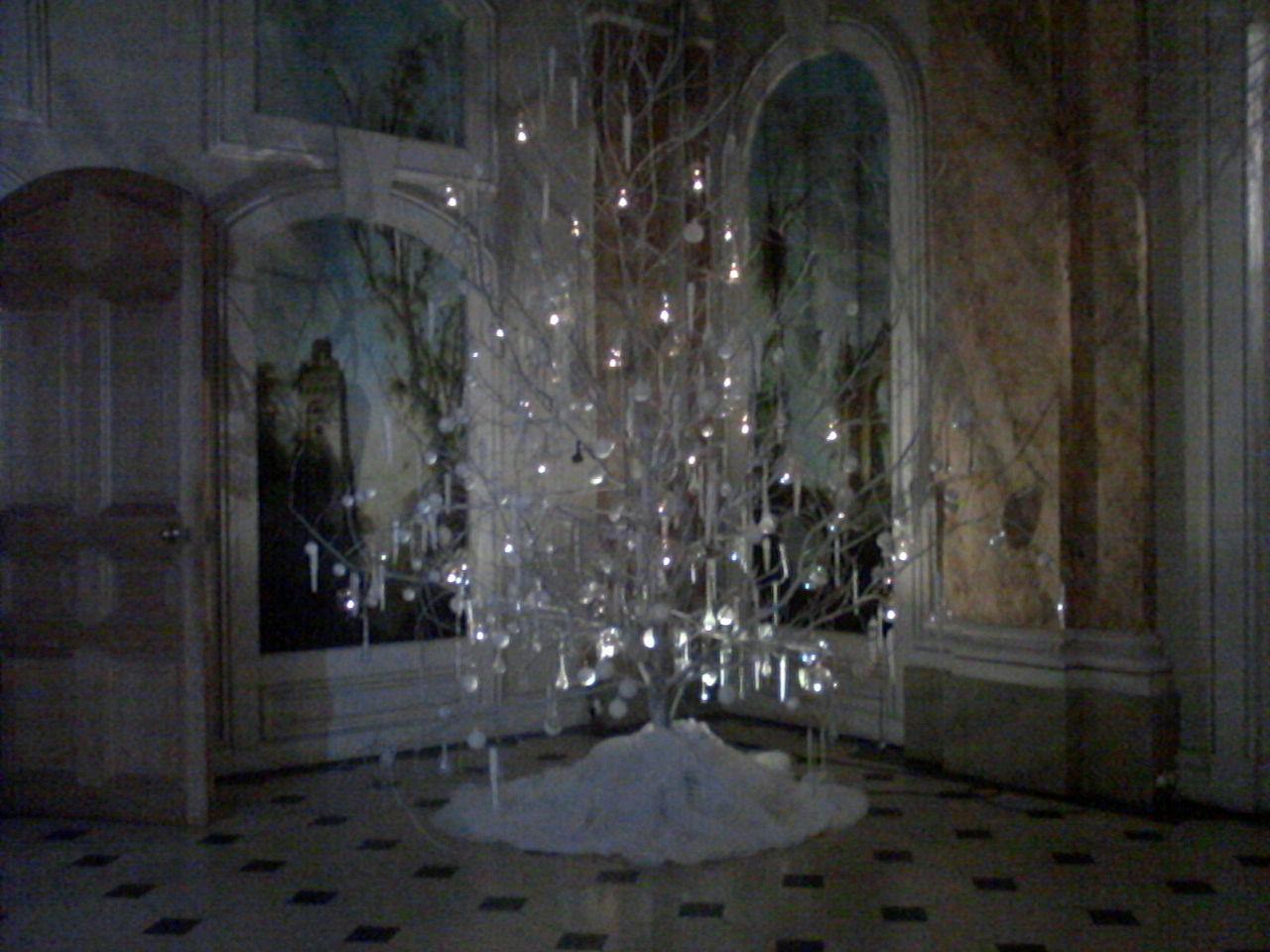 Designer tree at Castle Howard
