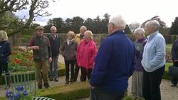Tour of Sledmere Gardens