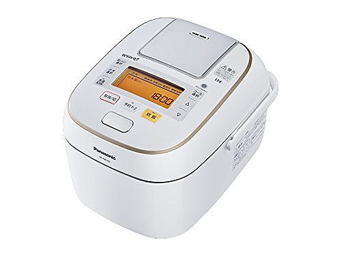Wおどり炊き炊飯器(1升炊き) SR-WSX186S-W(スノークリスタルホワイト)
