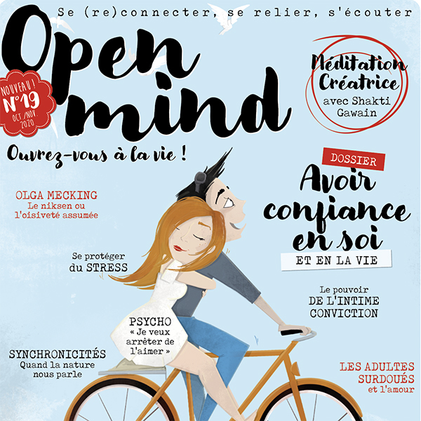 Magazine Open Mind