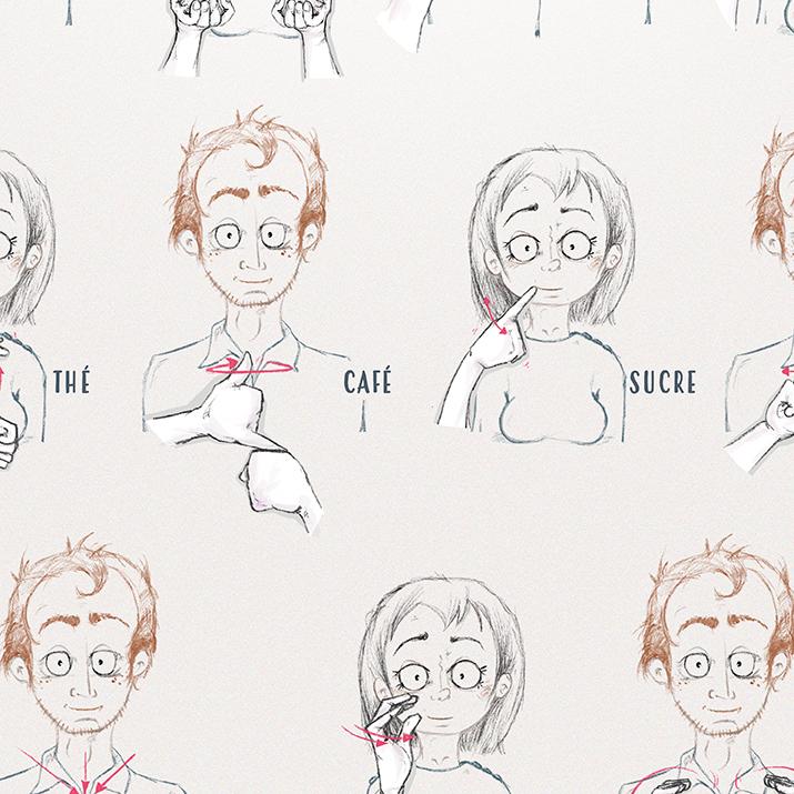 Café signes