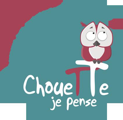 Logo, Chouette je pense