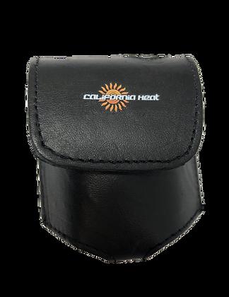 12V Single Controller Leather Case