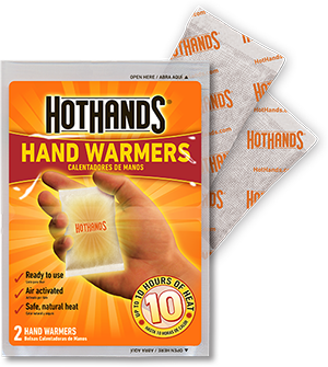 Hand Warmers - HotHands