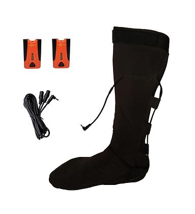 7V Heated Socks - California Heat