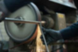 Slijpen is een techniek van oudsher, deze wordt hedendaags nog steeds toegepast bij VDS Culemborg