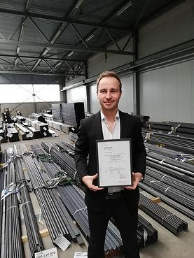 ISO 14001 Certificaat