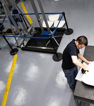 In onze eigen Research & Ontwikkling wordt uw ontwerp omgezet in een prototype