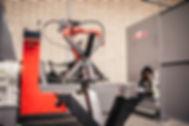 Lassen op de lasrobot zorgt voor effectiviteit en efficiëntie