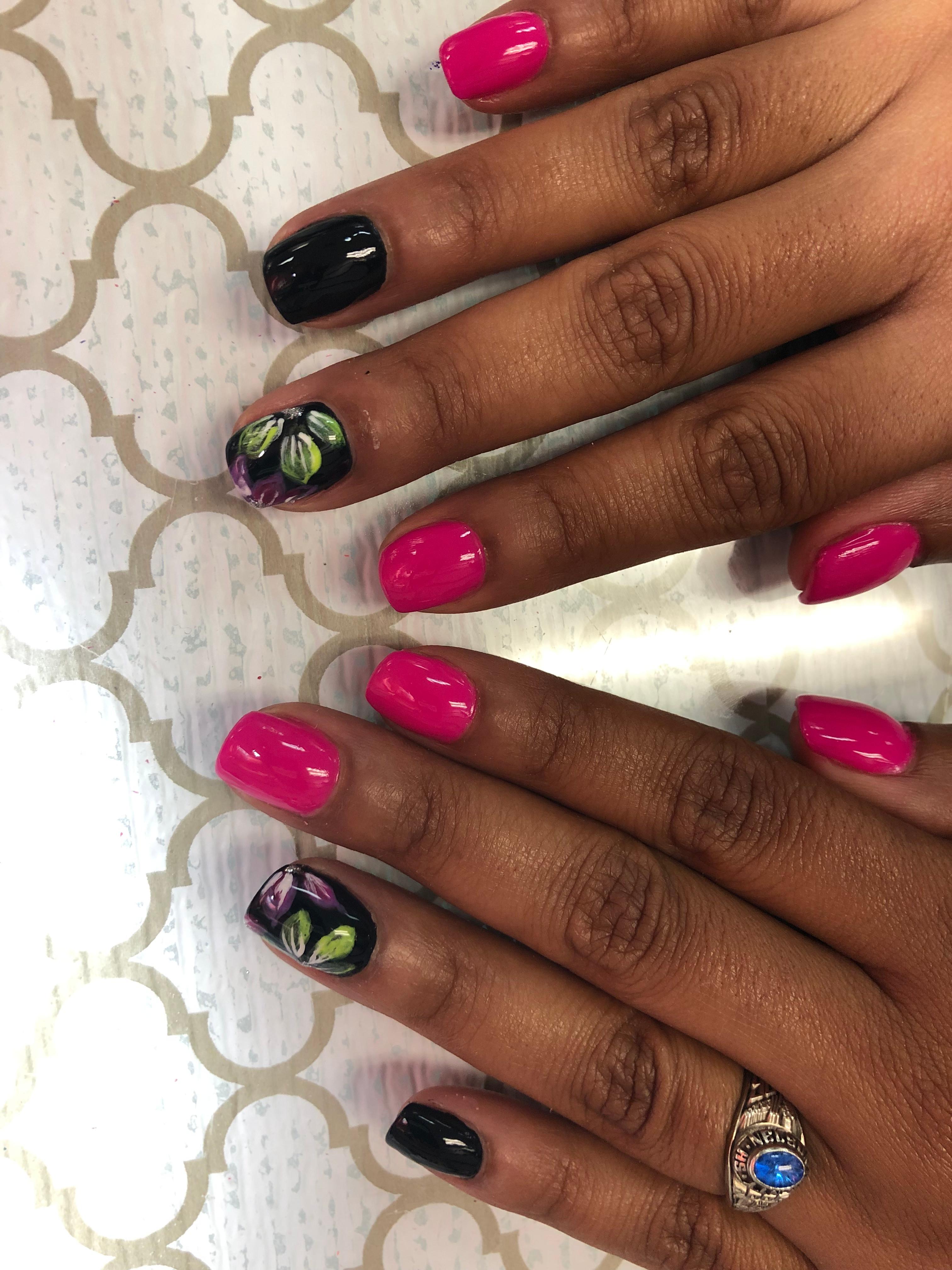 Manicure w/Gel Polish