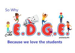 Why the EDGE