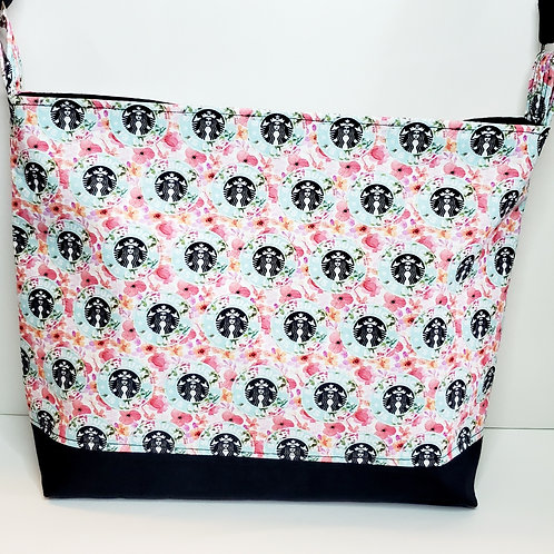 Pink Starbucks Everyday Bag