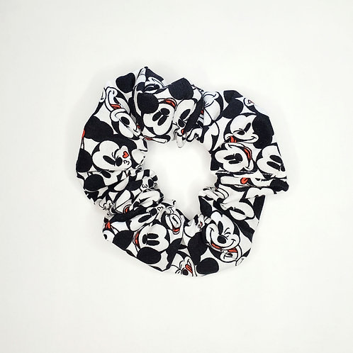 Mickey Mouse Hair Scrunchie